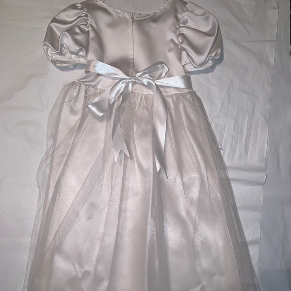 Rosebud Dresses & Skirts - Rosebuds flower girl dress size 9
